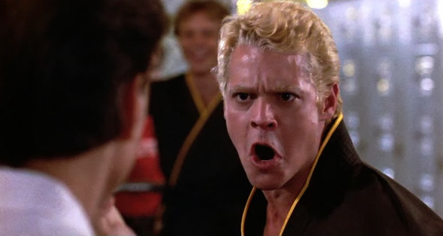 Image result for karate kid cast chad mcqueen