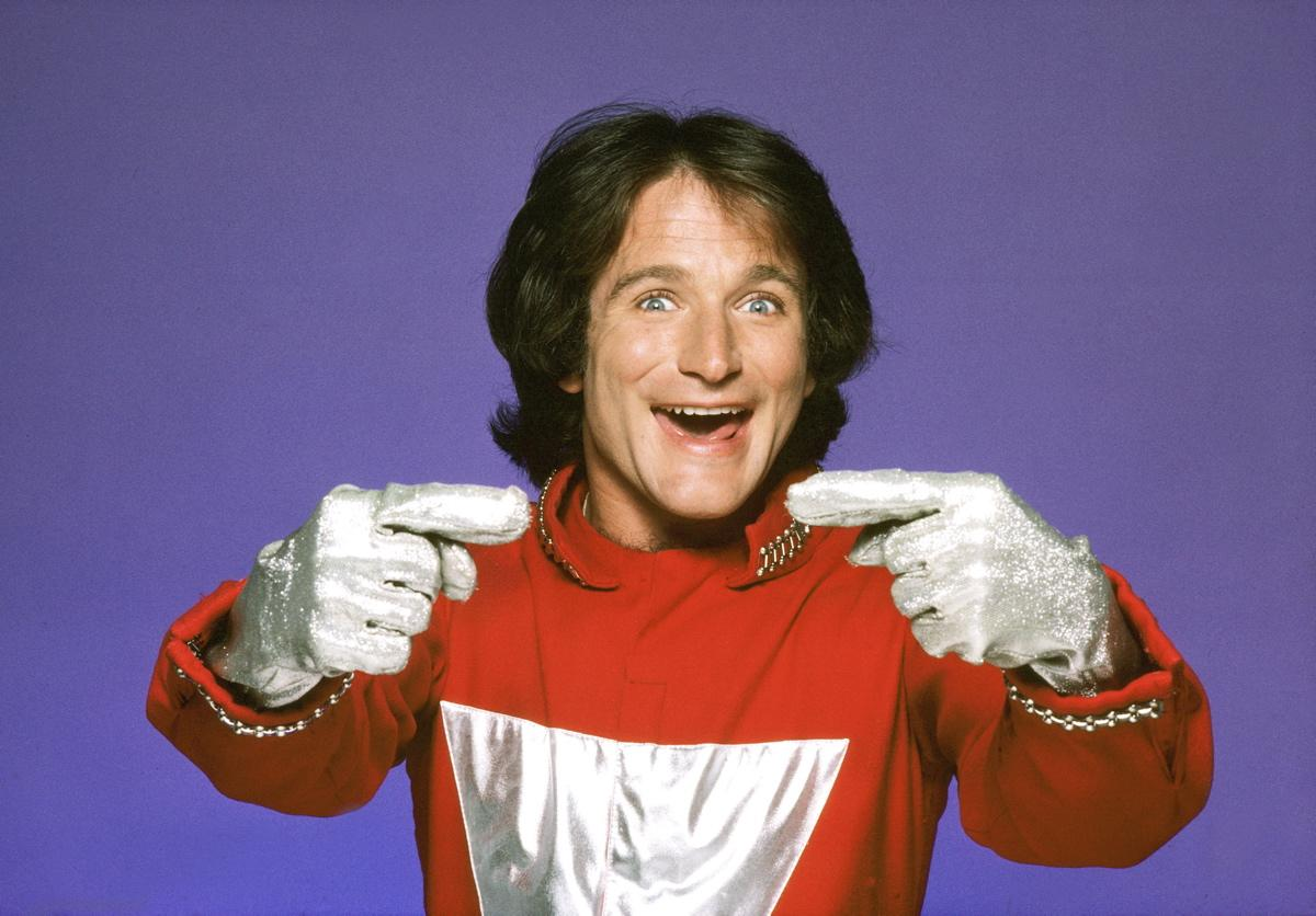 Mork and Mindy Robin Williams