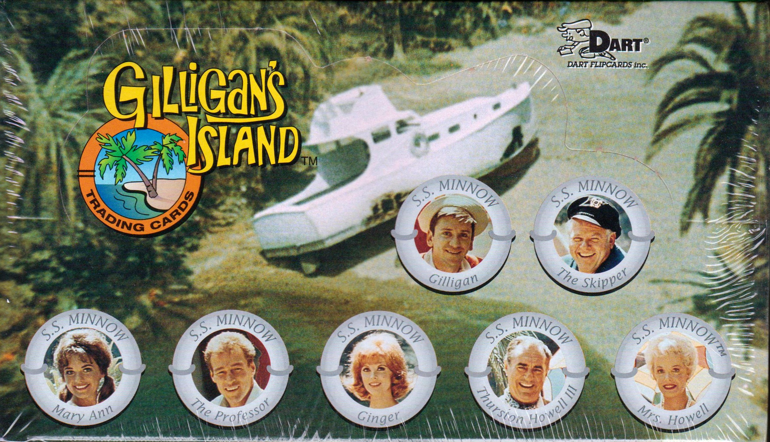 What Was The Name Of The Professor On Gilligan S Island