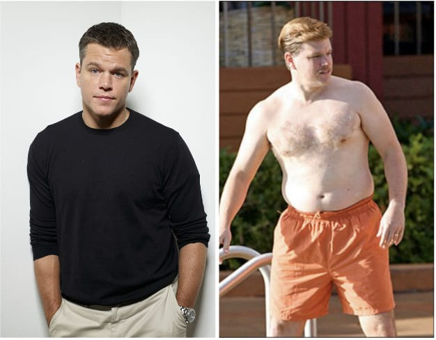 » Celebrity Weight Gain |Before and After | Photos