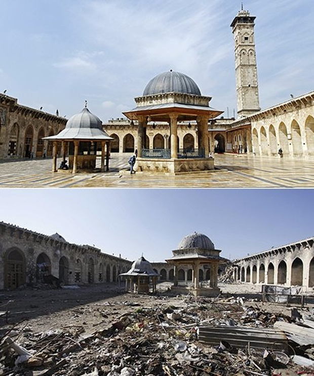 15 Photos Of Syria Before After War Frankies Facts